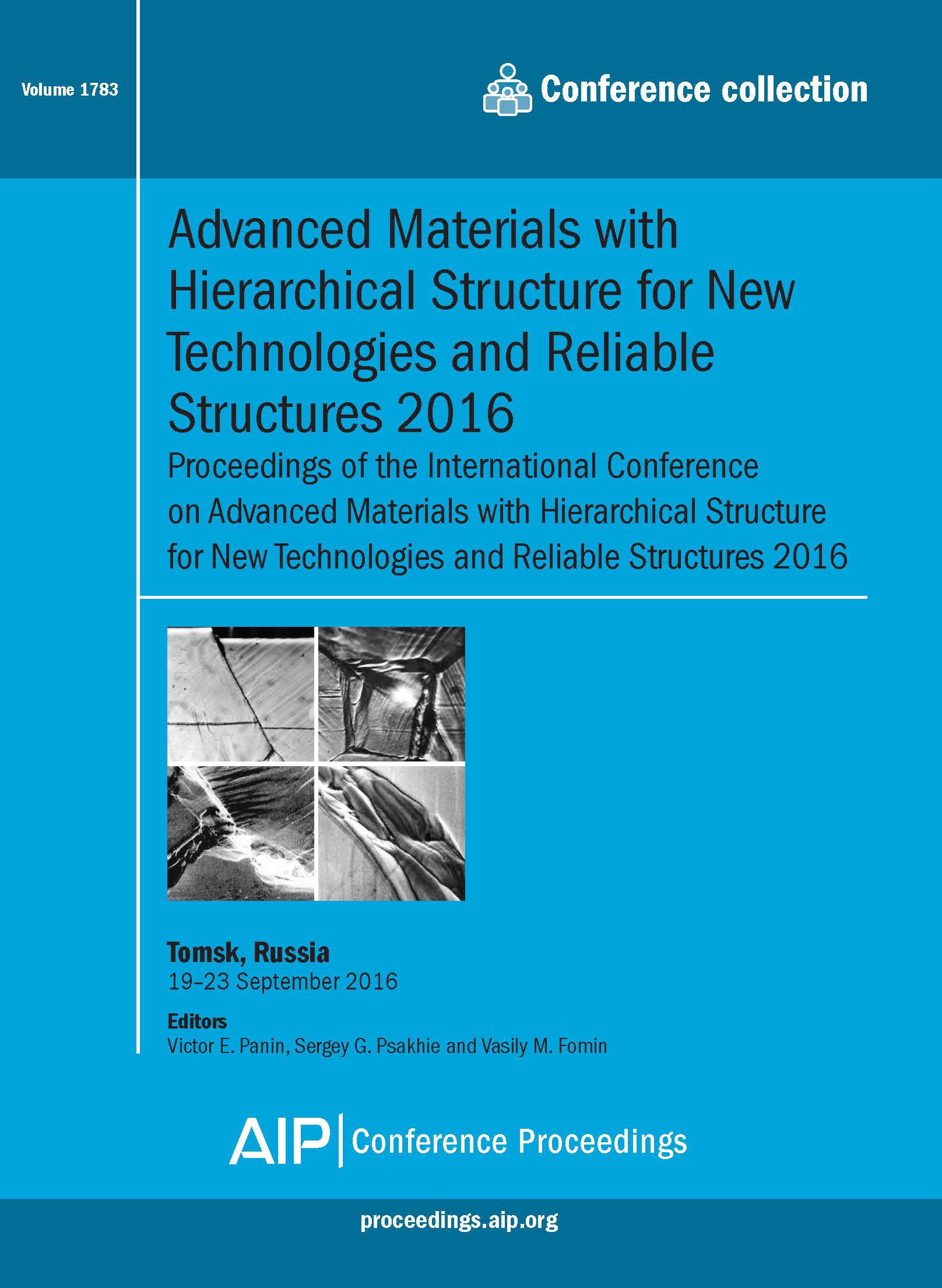 Volume 1783: Advanced Materials with Hierarchical Structure for New