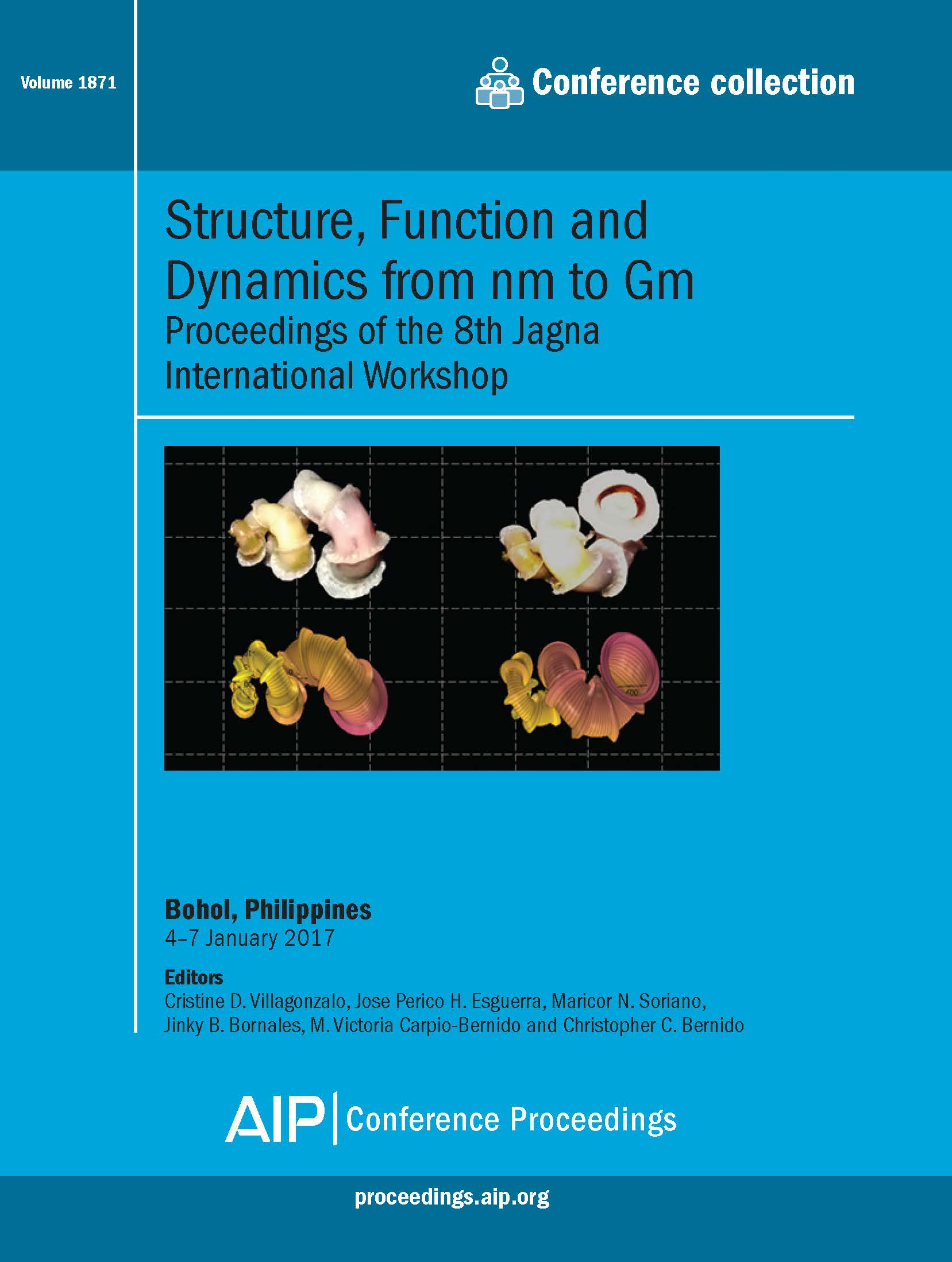 Volume 1871: Structure, Function and Dynamics from nm to Gm