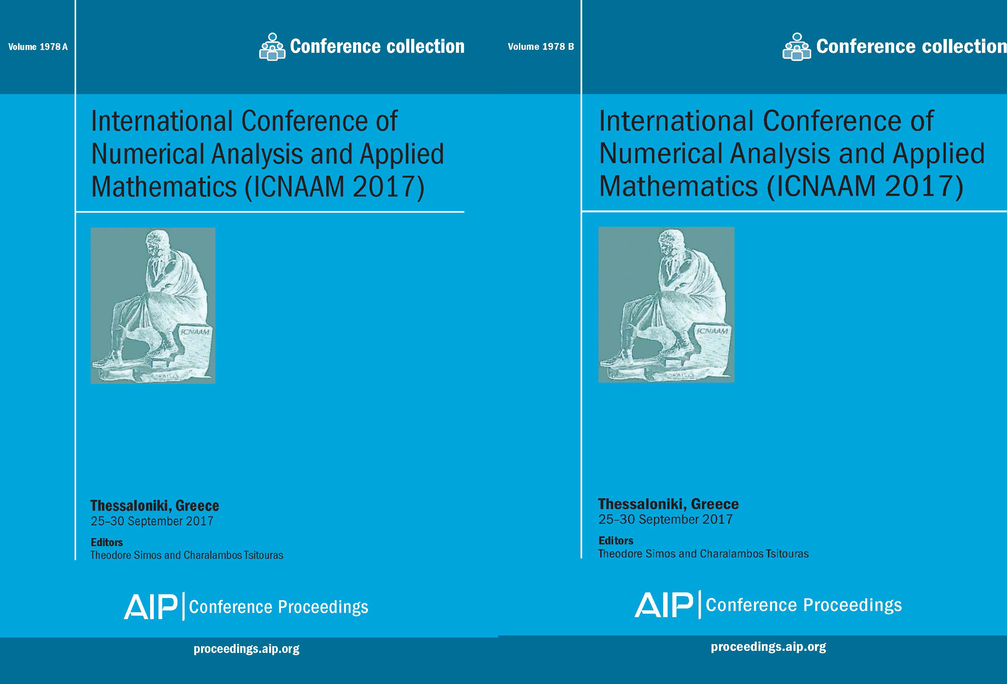 Volume 1978: International Conference of Numerical Analysis