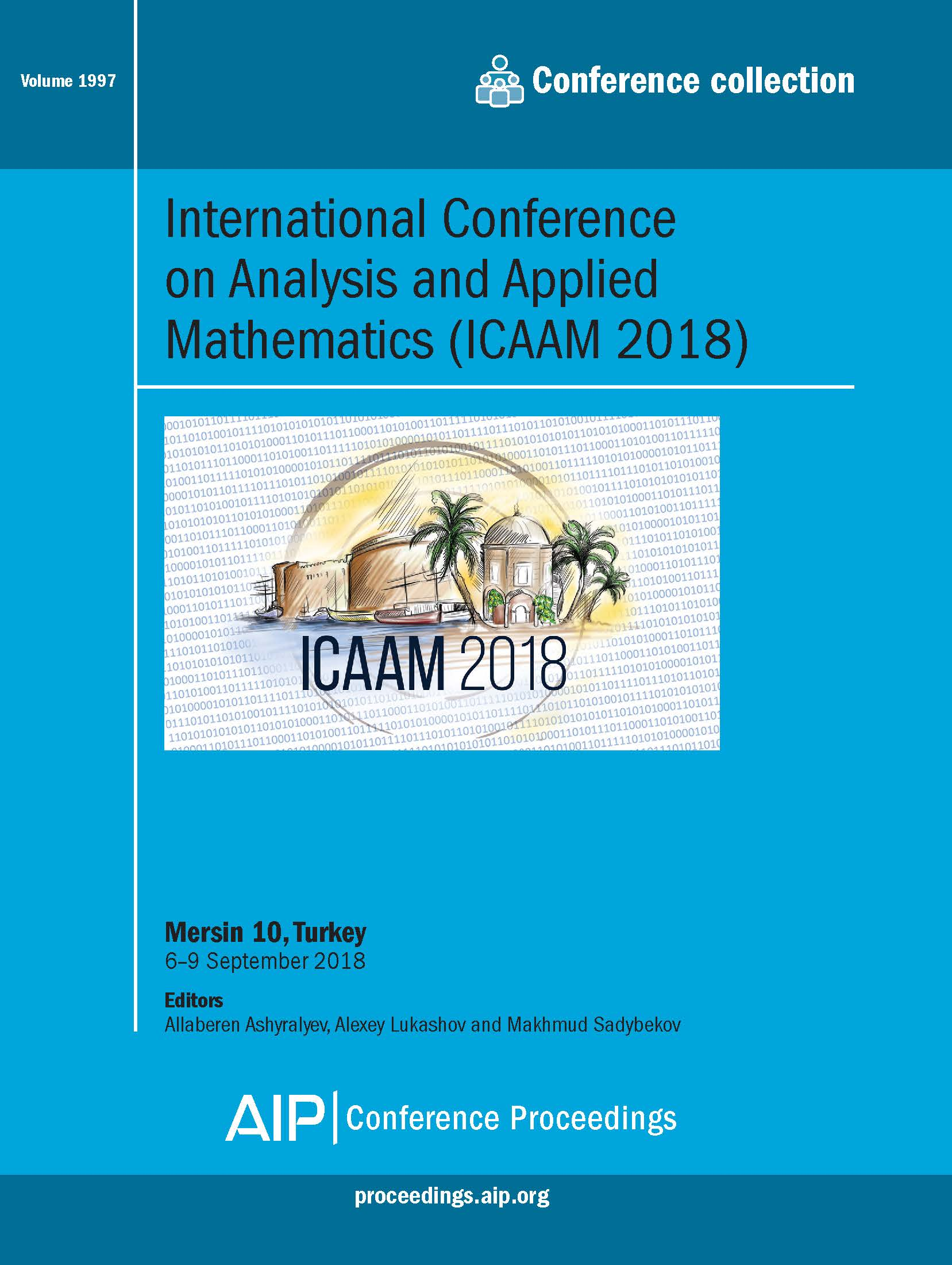 Volume 1997: International Conference on Analysis and Applied