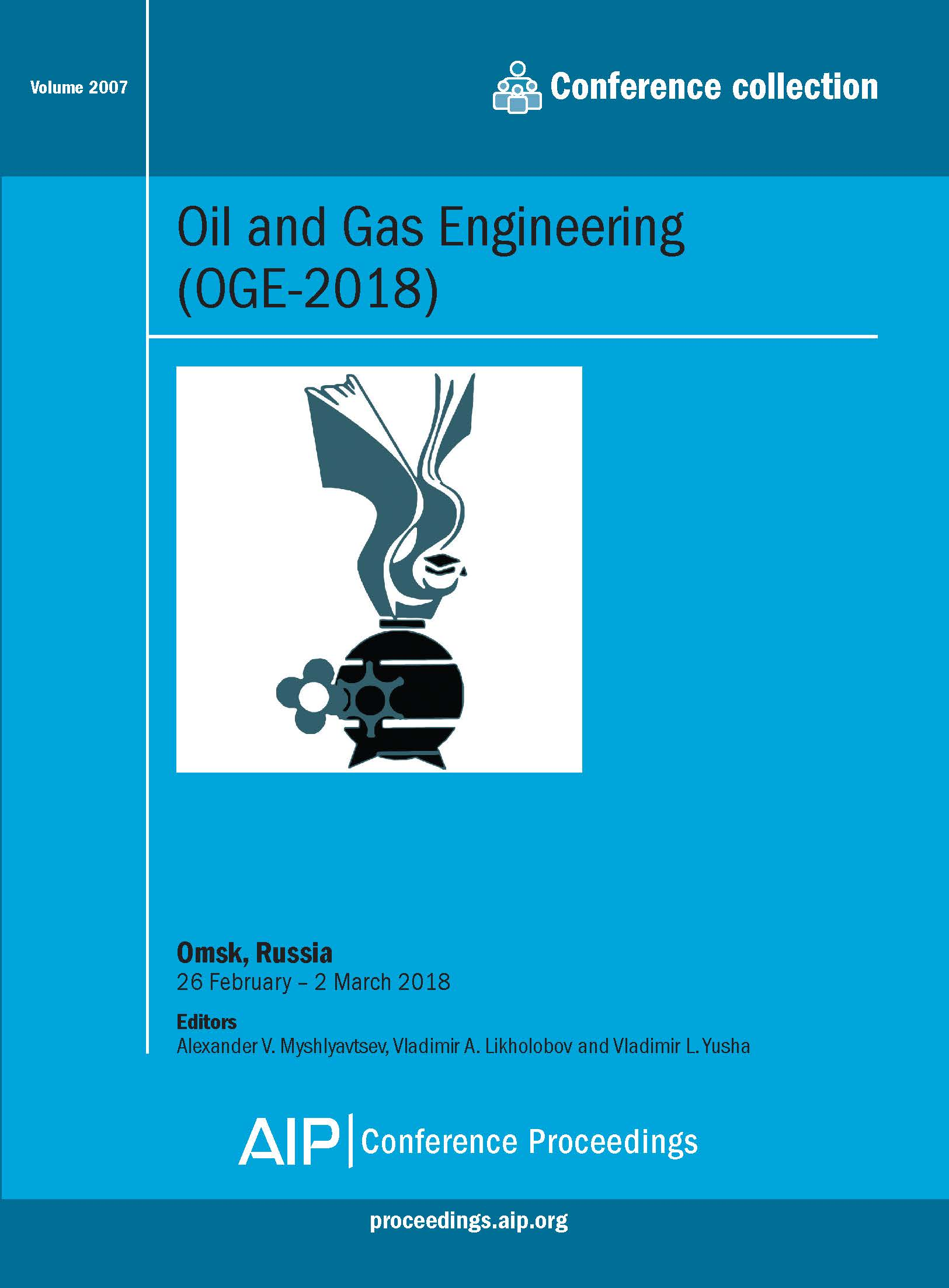 Volume 2007: Oil and Gas Engineering (OGE-2018)   AIP Publishing