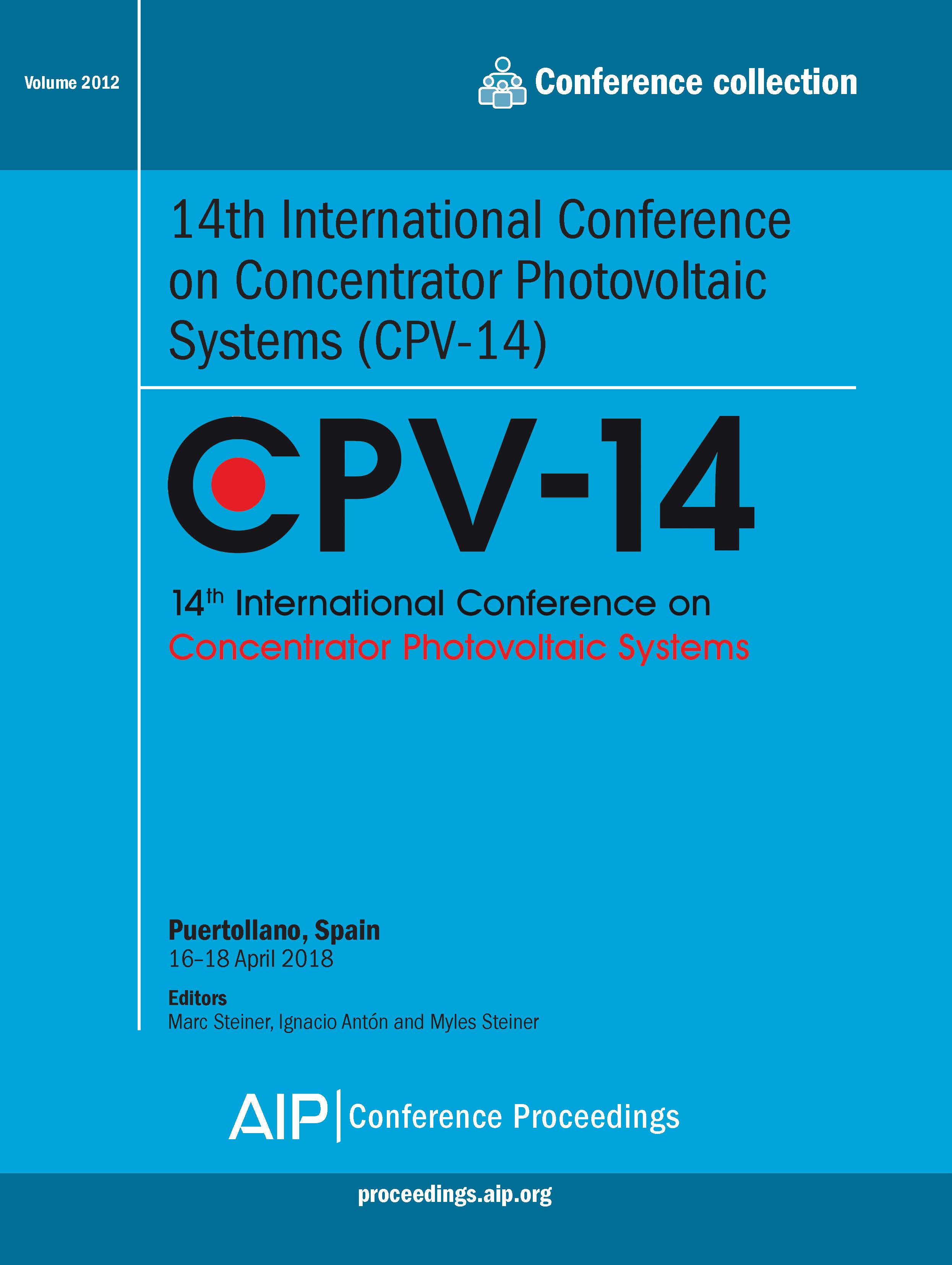 Volume 2012: 14th International Conference on Concentrator
