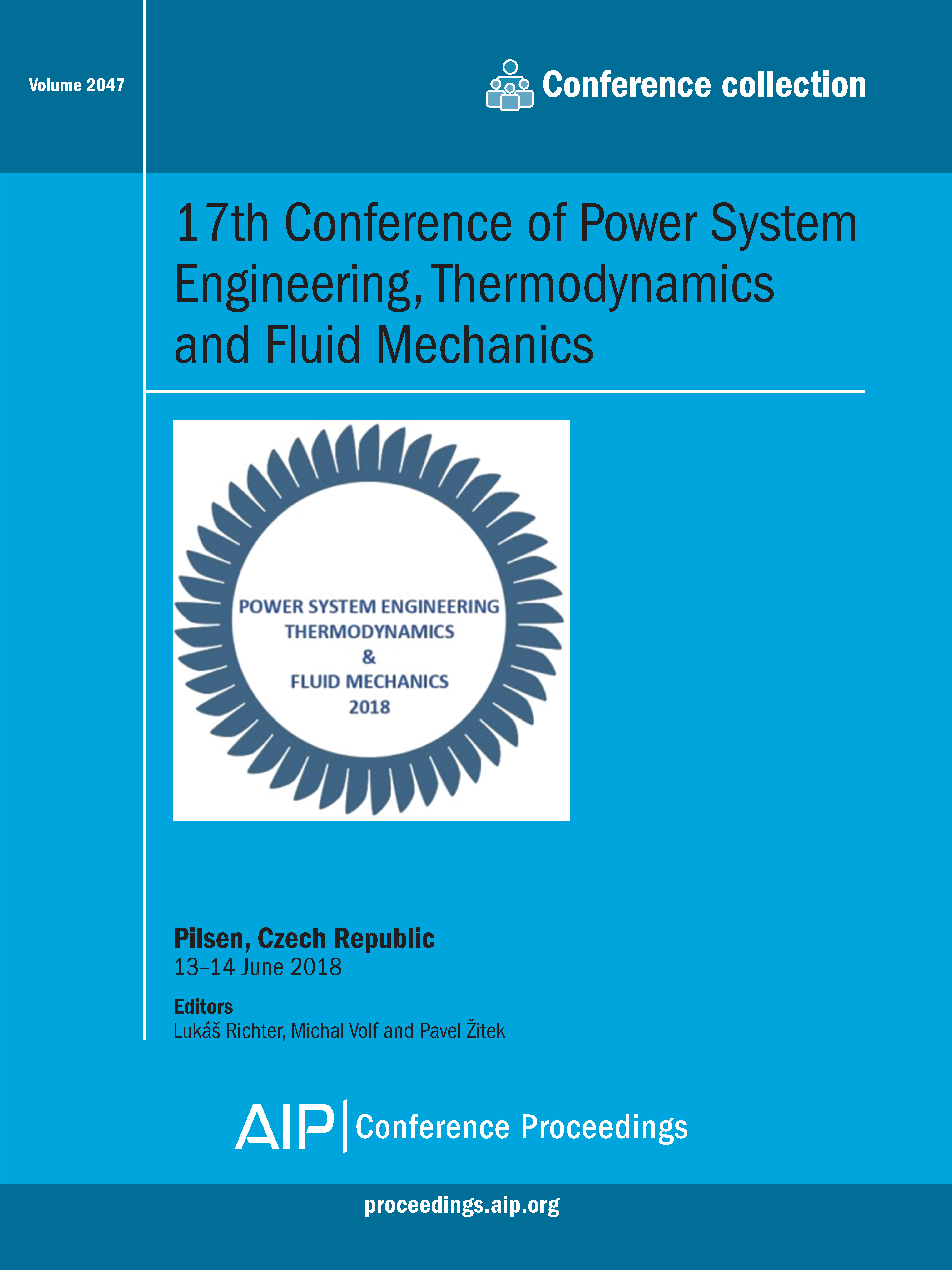 Volume 2047: 17th Conference of Power System Engineering