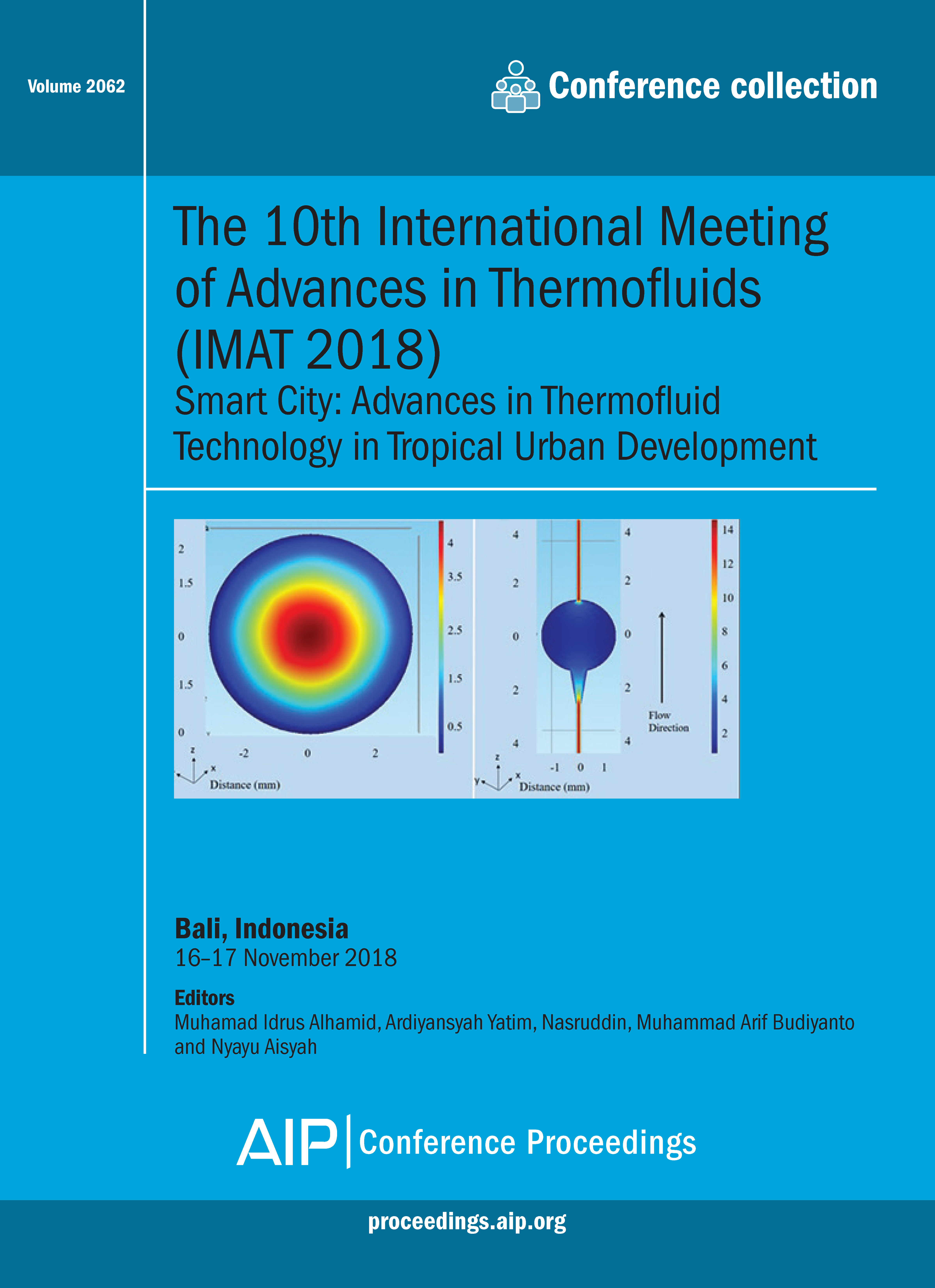 Volume 2062: The 10th International Meeting of Advances in